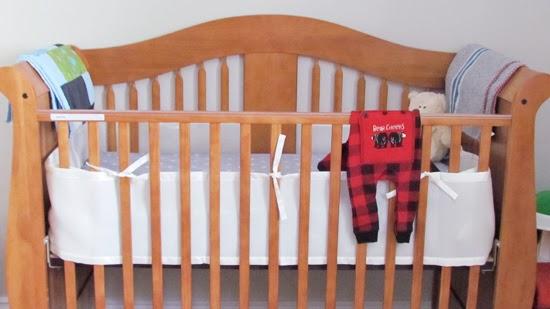 Little boy crib.