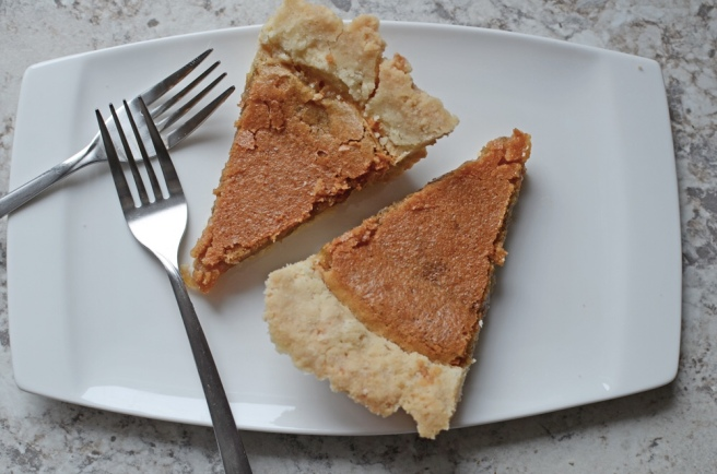 Easy Butter Tart Pie
