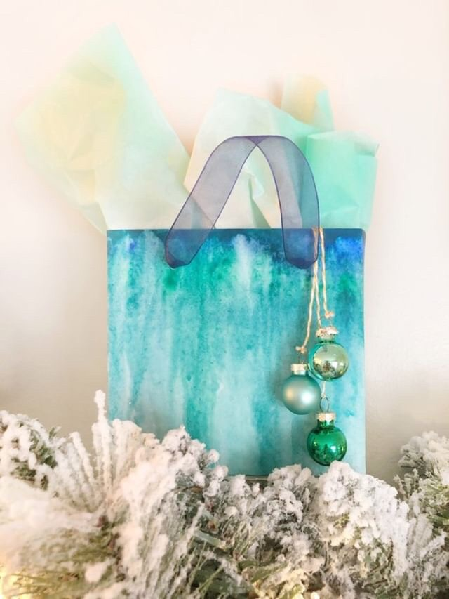 The Taborhood Watercolor Gift Bag